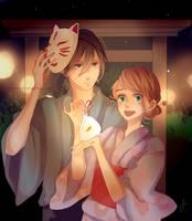 Tsubaki love... by valeanimart