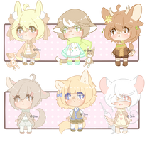 Set Price:: Tiny Tot Adopts [ Closed ] by Devi-Adopts
