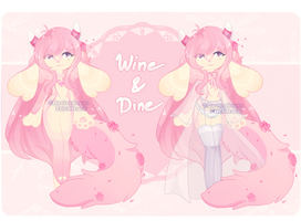 Set Price :: Wine and Dine [ Closed ] by Devi-Adopts
