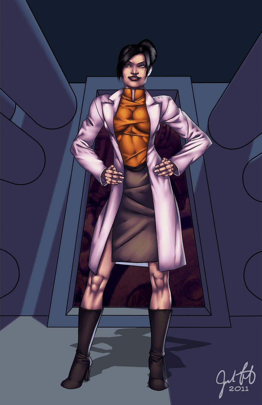 Generator Rex : Doc Holiday by JosFouts
