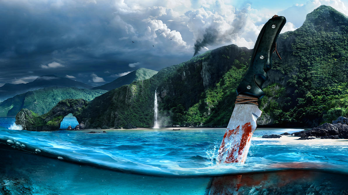 Far Cry 3 HD by EngYpT