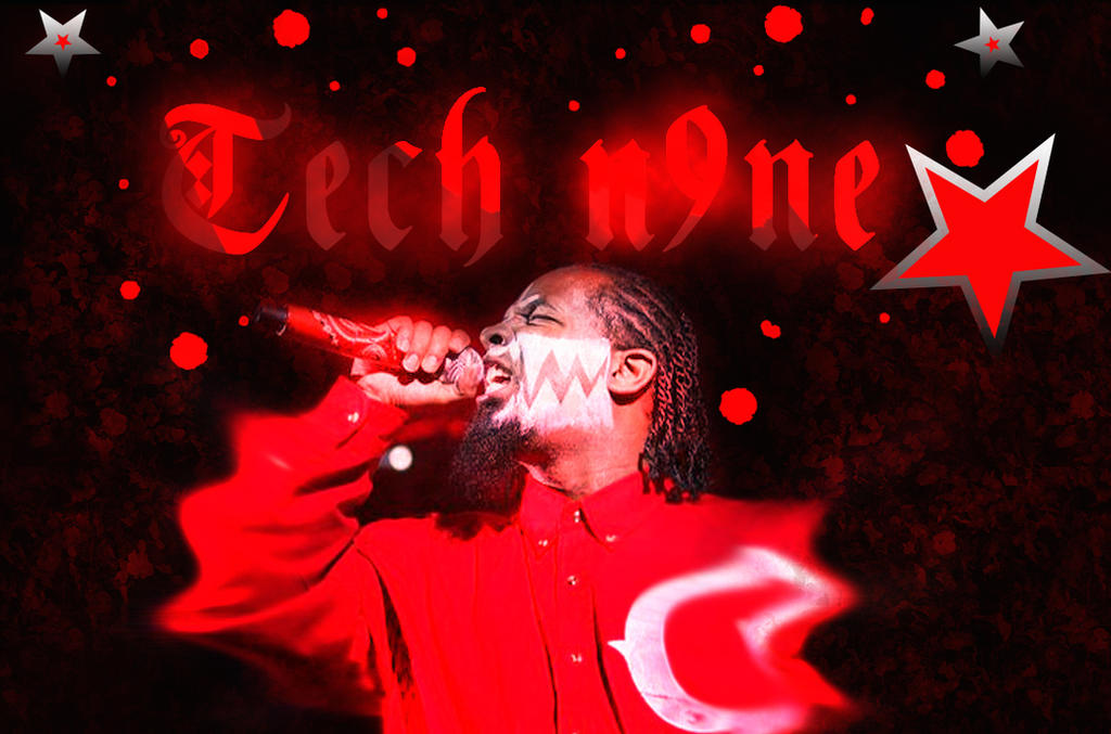 Tech N9ne Wallpaper By TwiztidChevy