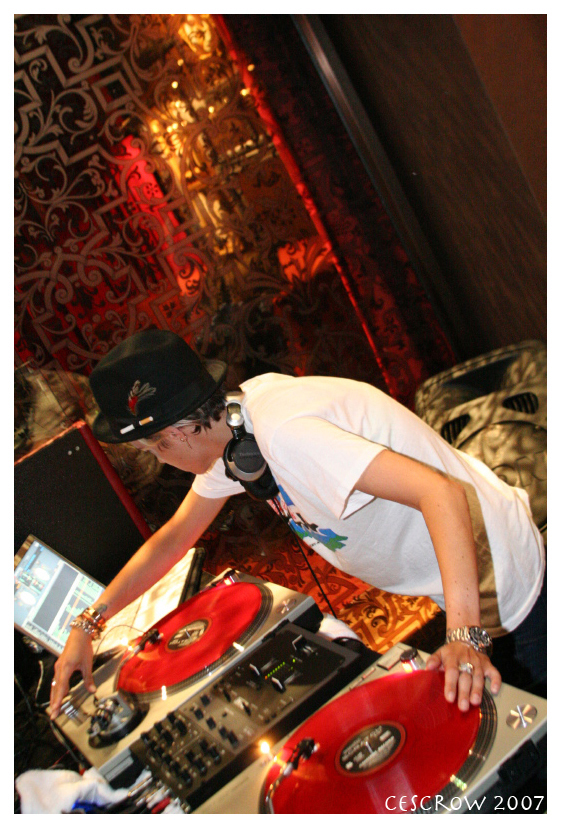 Samantha Ronson by cescrow