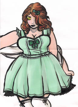 Chubby Lolita
