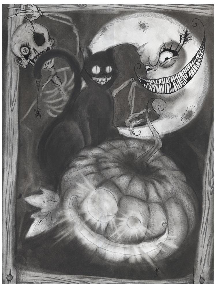 Halloweenie by Spica2041