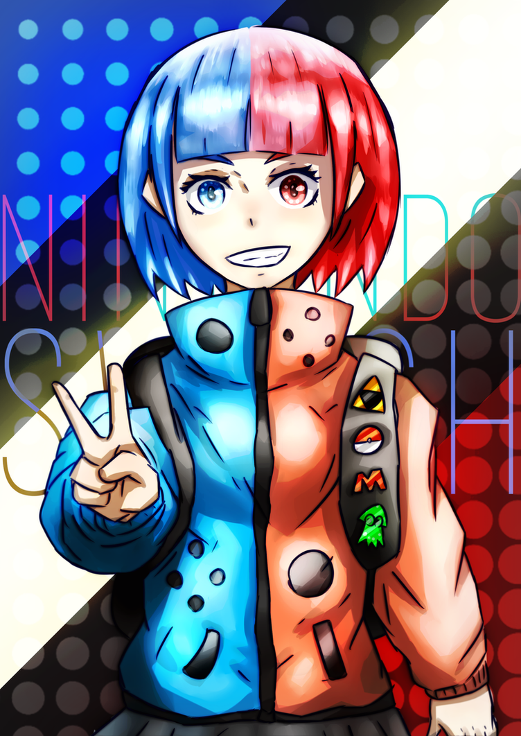 Nintendo switch chan by ompkao on deviantart nintendo switch chan by ompkao sciox Images