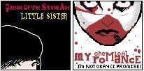 Little Sister + I'm Not Okay