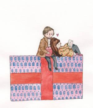 a whouffle christmas