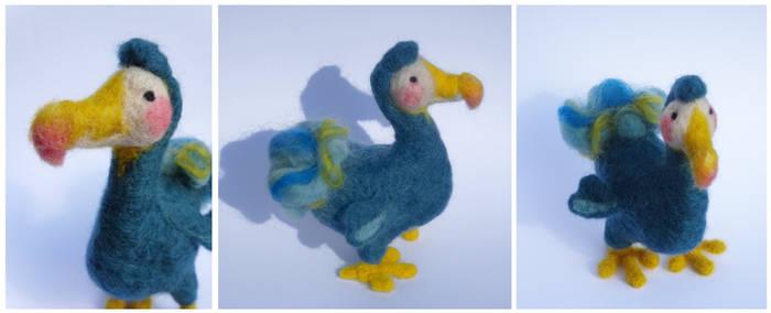 Elvis the dodo