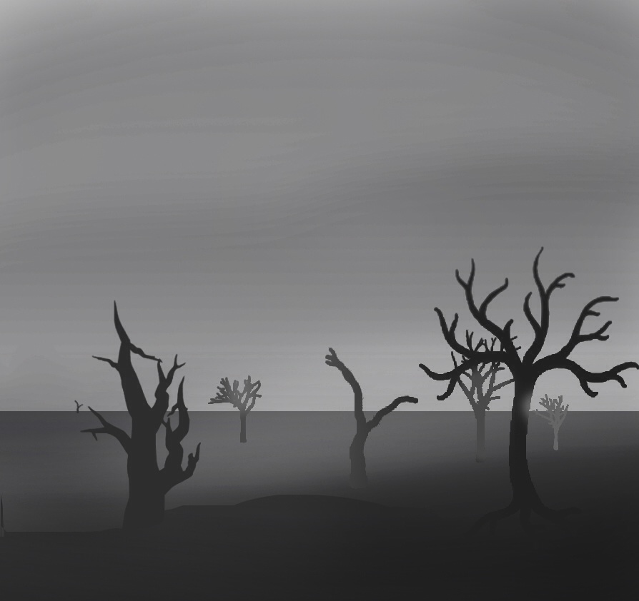 Auschwitz Sad Landscape #7 by Tomaz Crnej :: Black & White Magazine