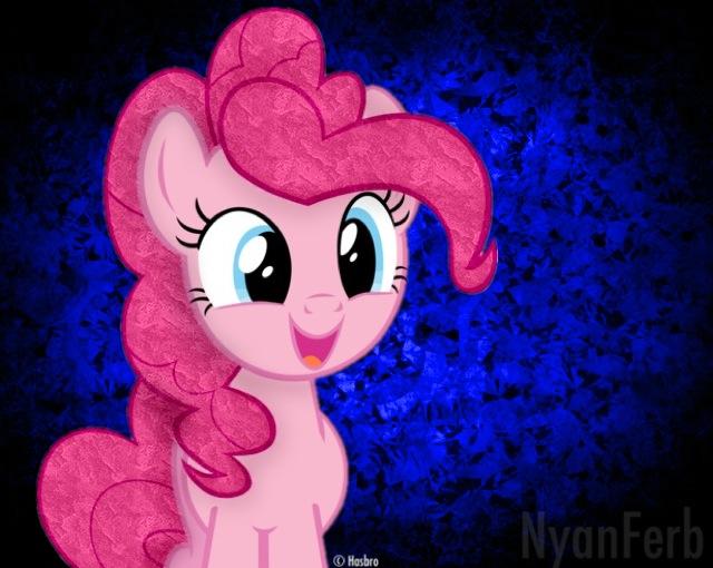 Pinkie Pie by InsomniaQueen