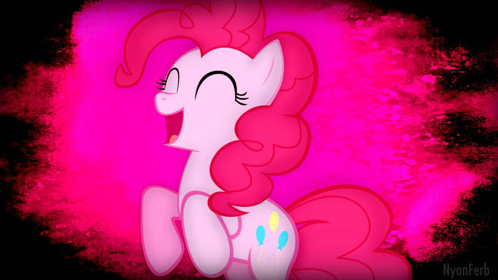 Pinkie Pie Wallpaper by InsomniaQueen