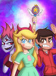 Star Vs. the Forces of Evil by InsomniaQueen