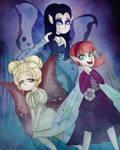 Fancy Fairies by InsomniaQueen