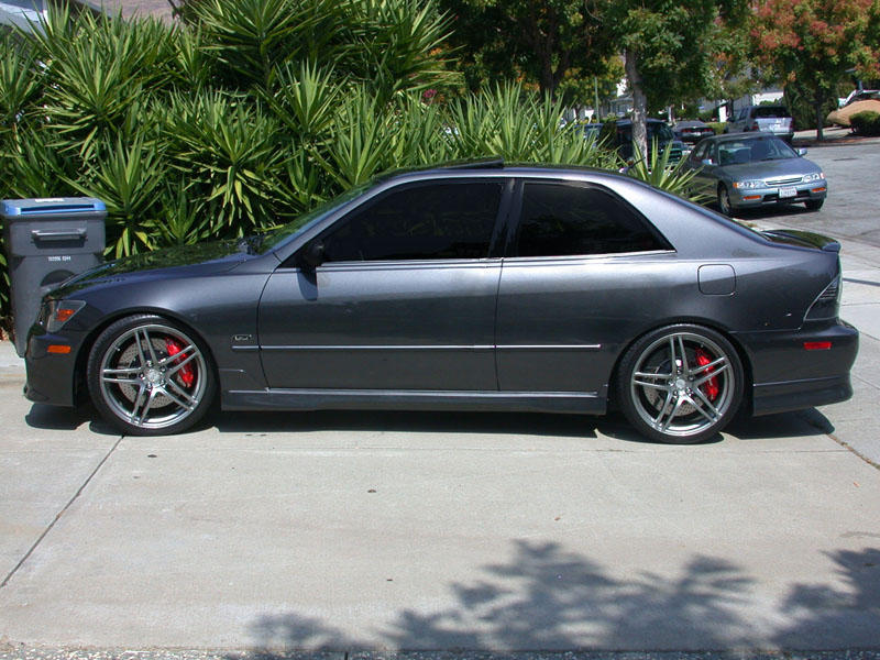Toyota Altezza Lexus Is Coupe By Tommyzz On Deviantart