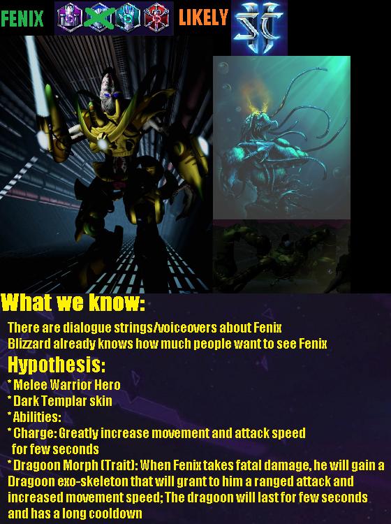 Heroes Of The Storm Fenix
