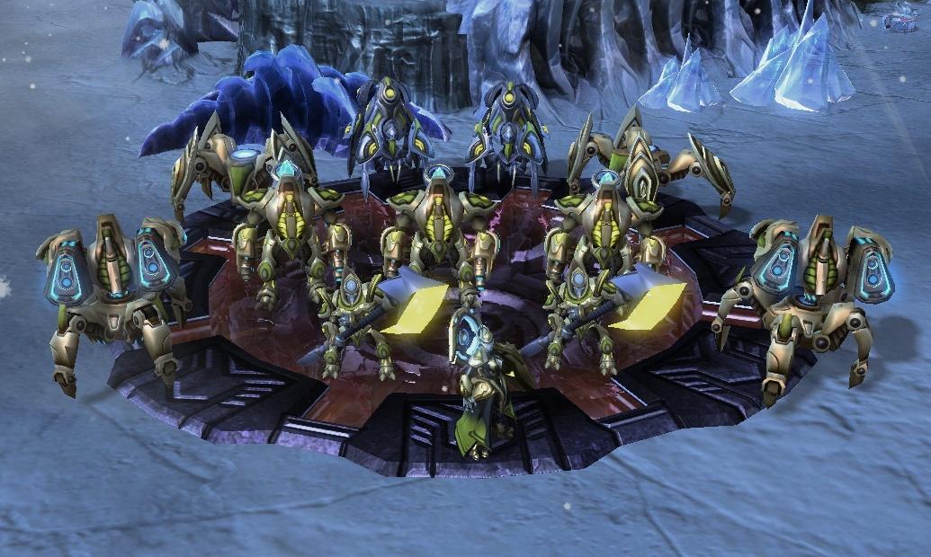 Vortex of the Void (StarCraft 2 Custom Campaign) by DefilerRulez91
