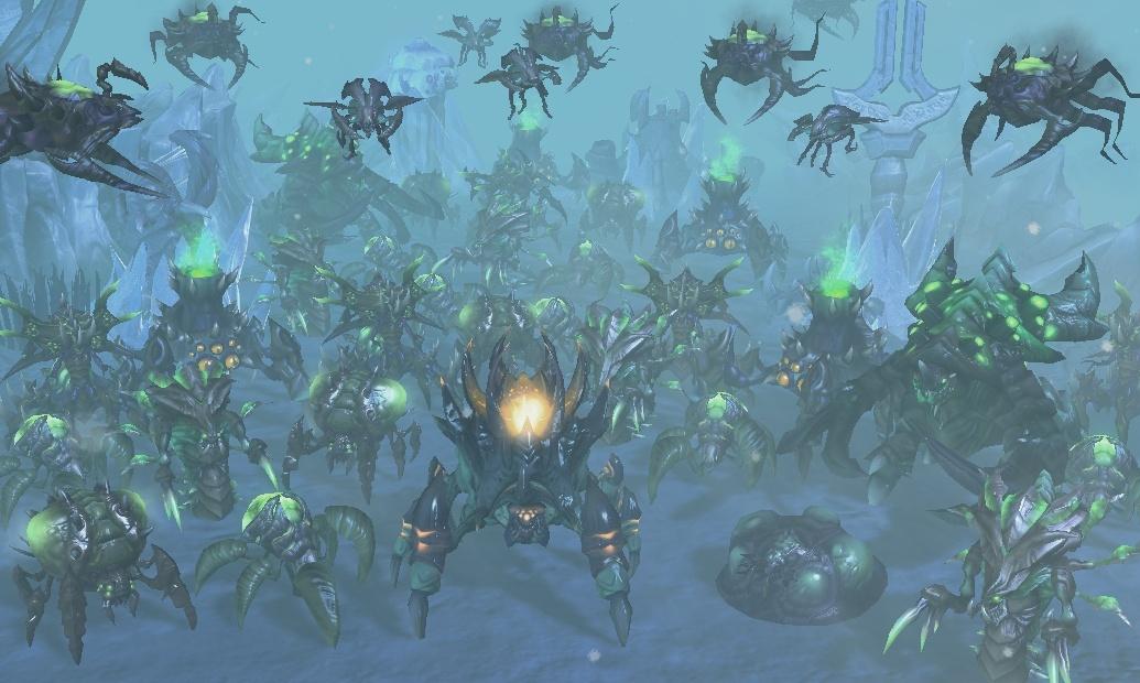 Shadow of the Brood (StarCraft 2 Custom Campaign) by DefilerRulez91