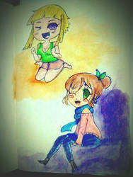 Chiby Art by Selenophy369