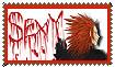Sexy Axel Stamp by FlareKoshiru