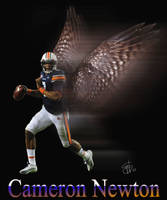 Cameron Newton's Wings