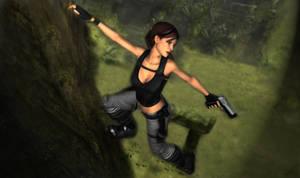 Tomb Raider cliffhanger