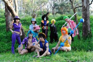 One Piece: Sabaody Achipelago