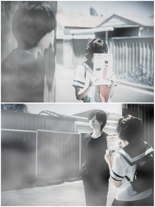 Junji Ito's Lovesick Dead: Intersection Pretty-Boy by silverharmony