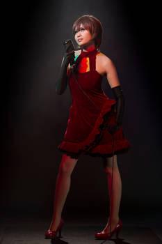 Project Diva: Scarlet - Stage Presence
