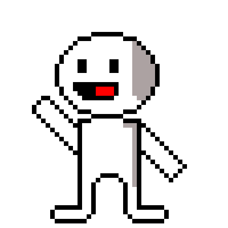 theodd1sout Pixel Art (My Style) by GamingChiliHedgehog