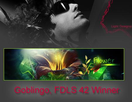 Goblingo FDLS 42 Winner by LightDesigns