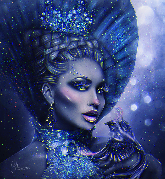 Queen by lHaNaNe