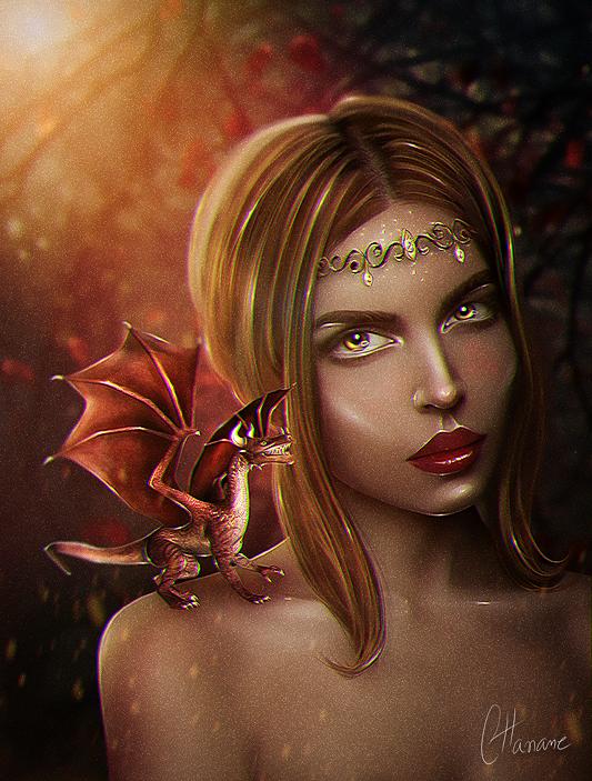 Dragon soul by lHaNaNe