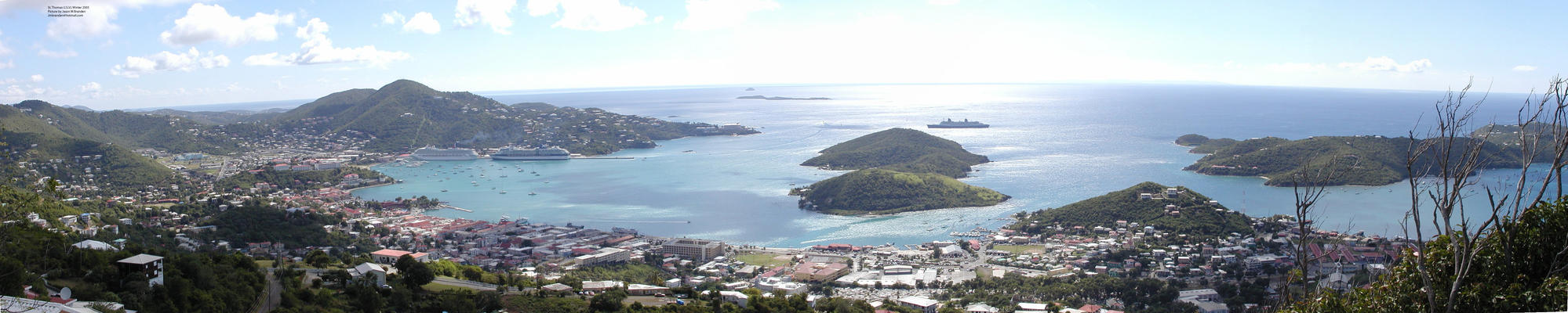 St Thomas City by Wulfsige79