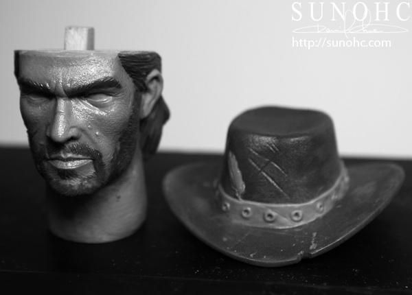 Marston Red Dead Redemption By Sunohc On Deviantart