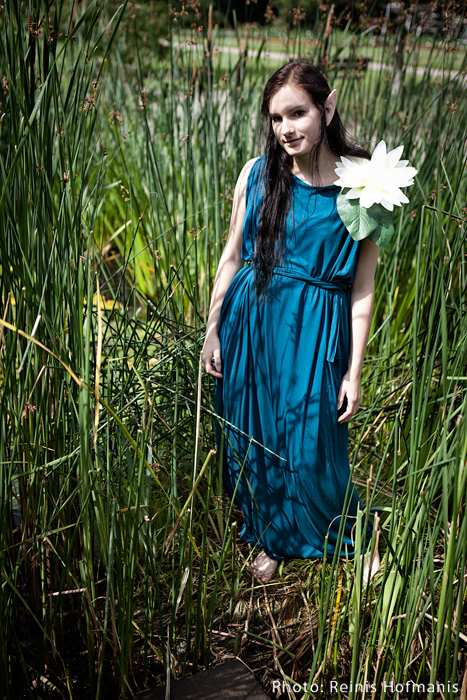 Water Nymph Costume LARP - water nymph by ...