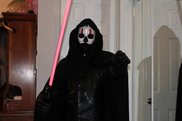 Darth Nihilus from KOTOR by oliphans