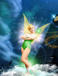 Tinkerbell! by TaraCosplay