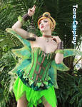 Steampunk Tinkerbell Cosplay by TaraCosplay