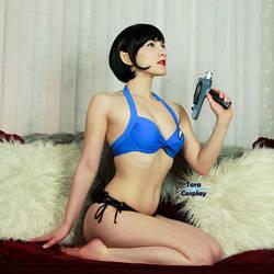 Sexy Spock by Tara Cosplay by TaraCosplay