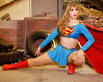 Supergirl Cosplay by Tara Cosplay by TaraCosplay