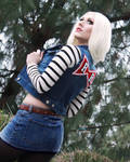 Android 18 by Tara Cosplay