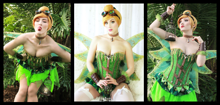 Tinkerbell Graphic 2 by TaraCosplay