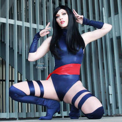 Psylocke by Tara Cosplay