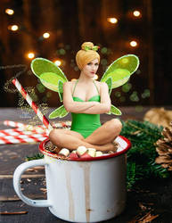 Tinkerbell by TaraCosplay