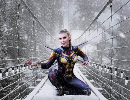 Wasp by Tara cosplay