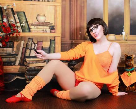 Flash Dance Velma by Tara Cosplay