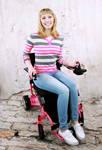 Sanrio my Wheelchair