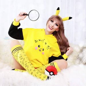 Pikachu by Tara Cosplay