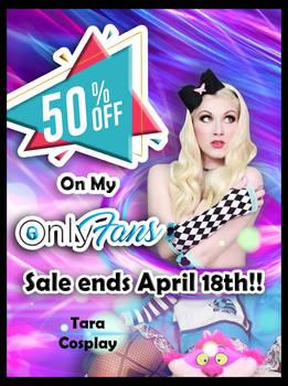 Onlyfans Sale! 50% Off